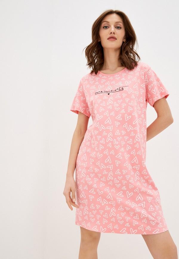 женское платье baon, розовое