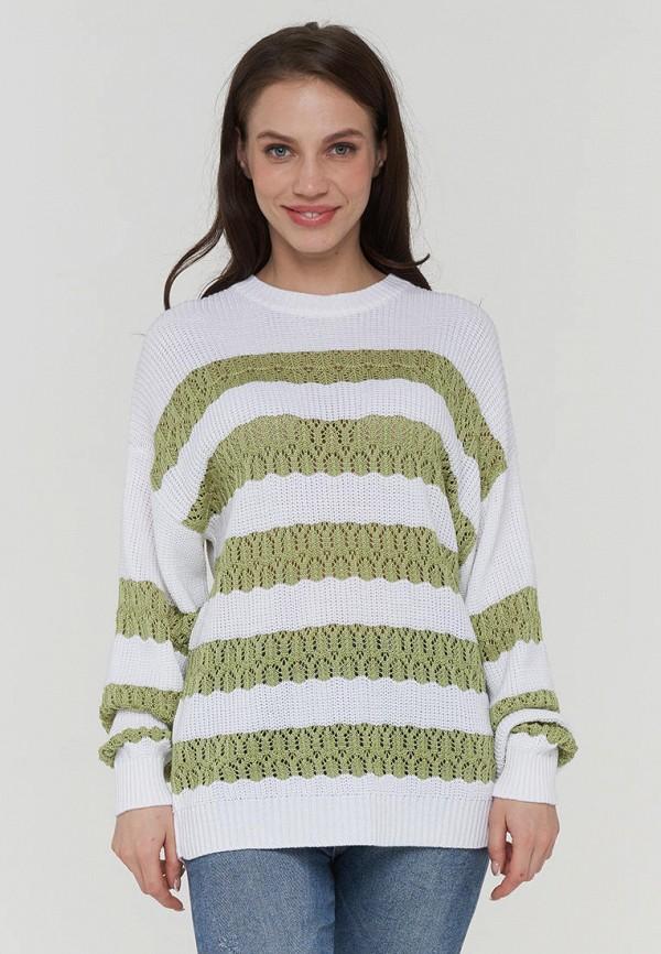 женский джемпер vay, зеленый