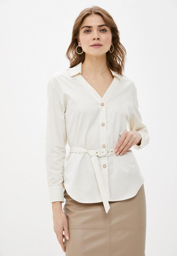 Блуза Antiga Antiga  бежевый фото