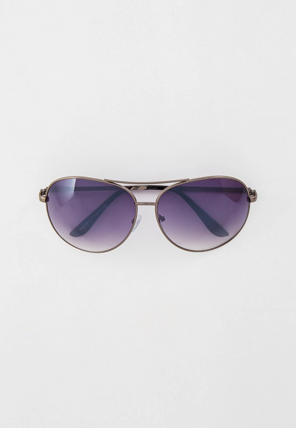 женские авиаторы солнцезащитные очки модные истории, серые