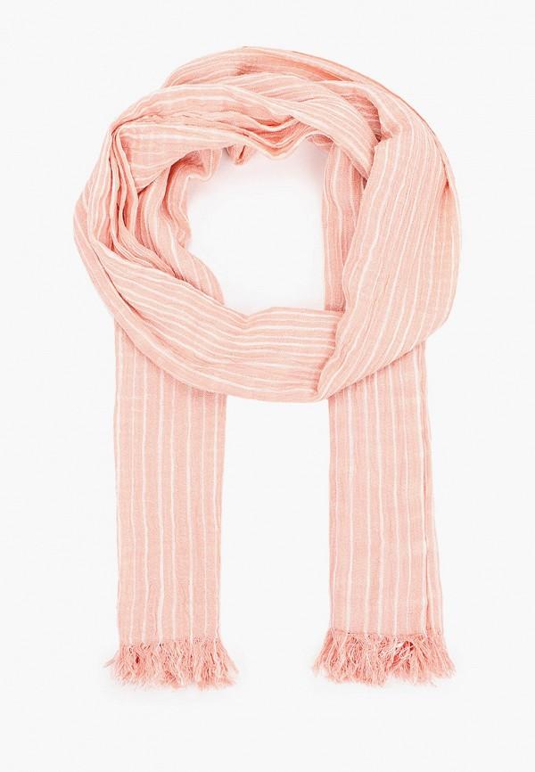 женский палантин модные истории, розовый