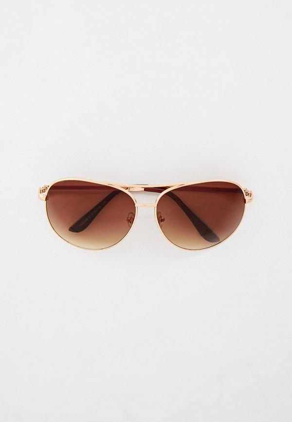 женские авиаторы солнцезащитные очки модные истории, золотые