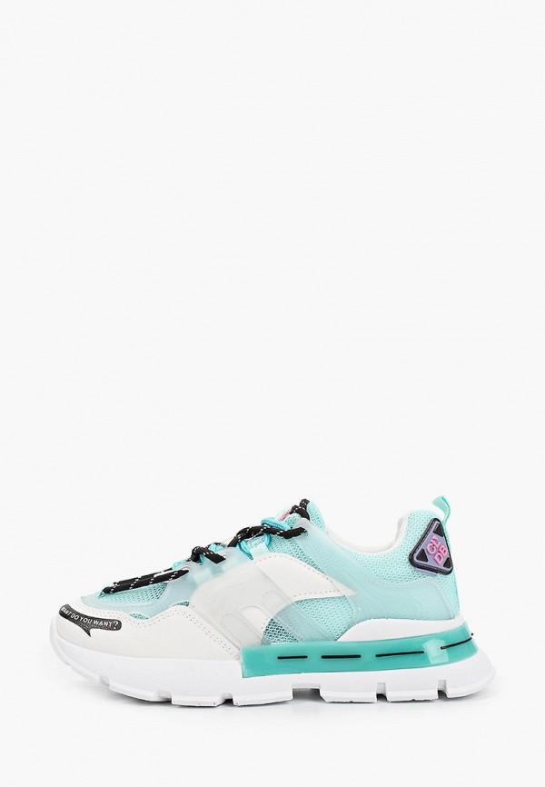 женские низкие кроссовки nobbaro, разноцветные
