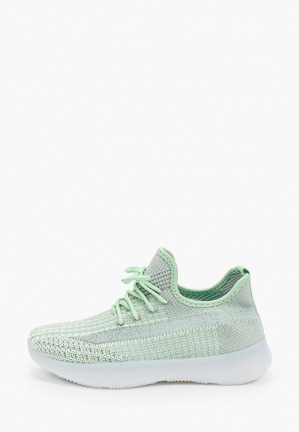 женские низкие кроссовки nobbaro, зеленые