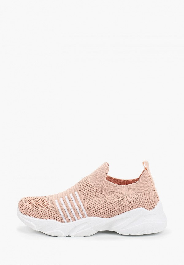 женские кроссовки nobbaro, бежевые