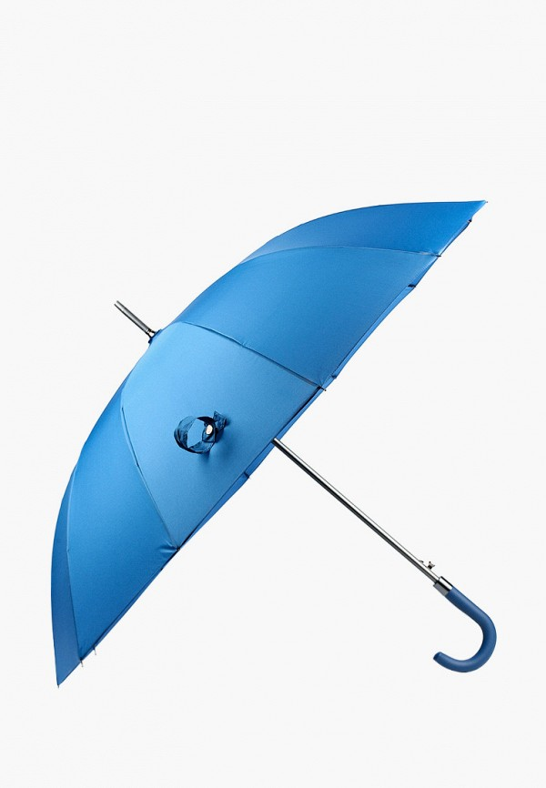женский зонт-трости russian look, синий