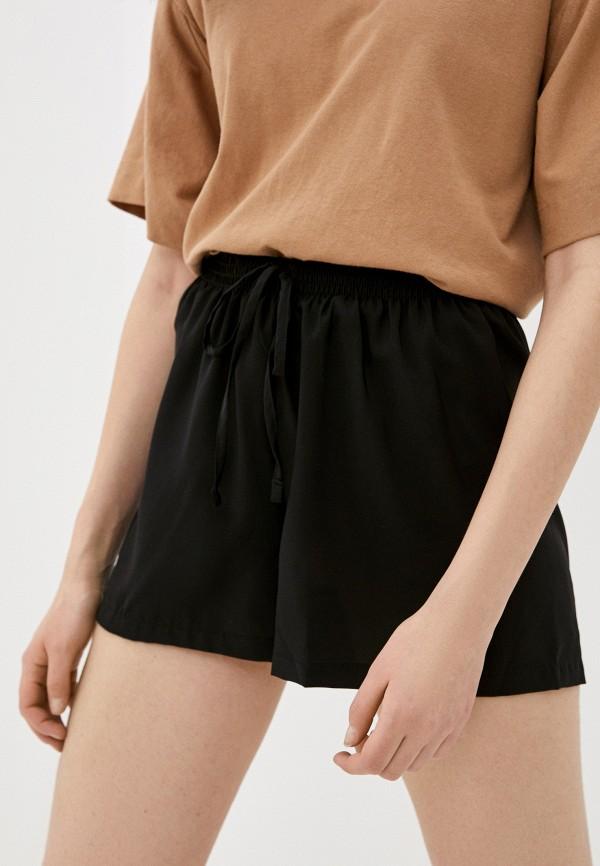 женские повседневные шорты mark formelle, черные