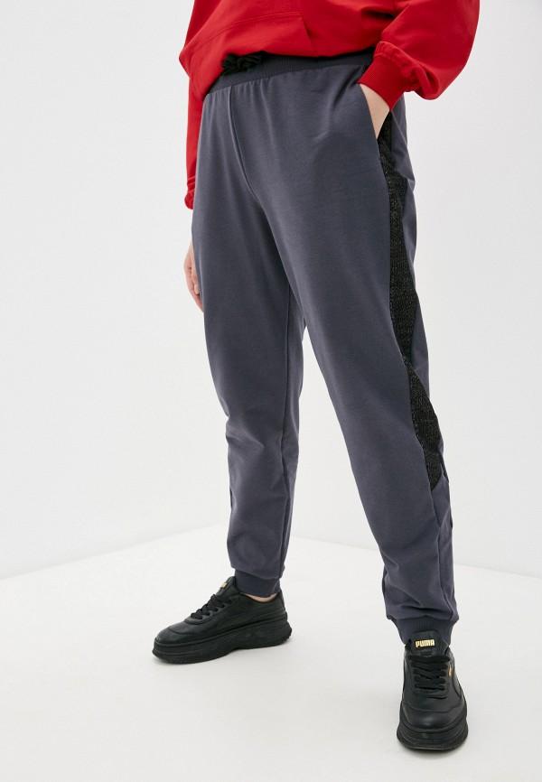 женские спортивные брюки mark formelle, серые