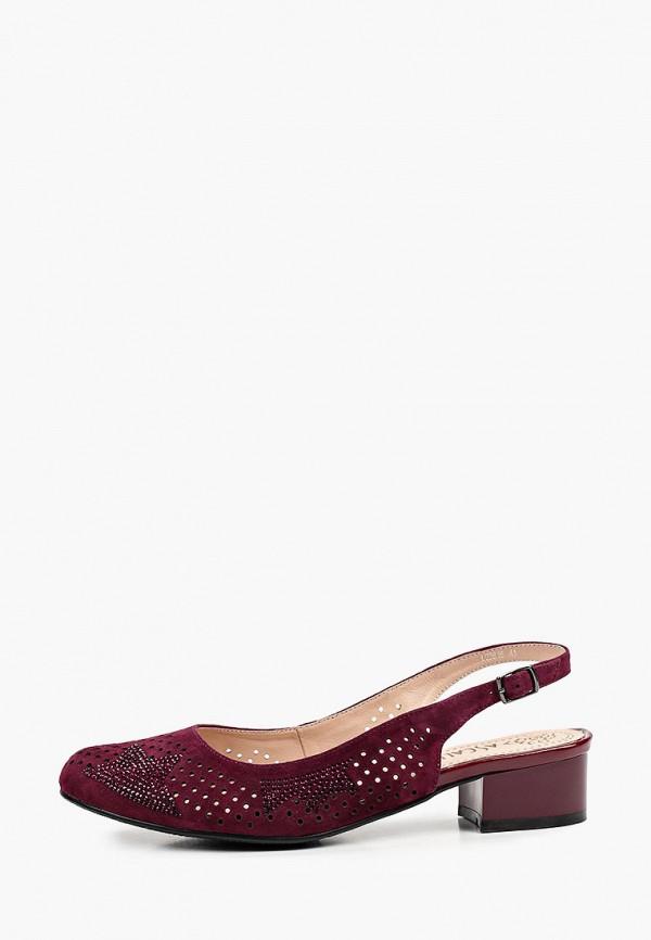 женские туфли ascalini, фиолетовые