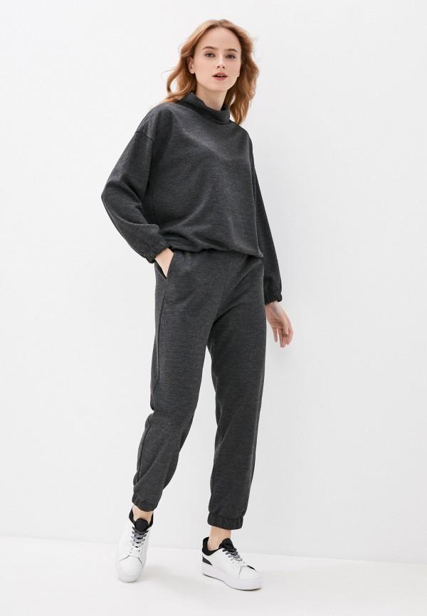женский спортивный костюм vittoria vicci, серый