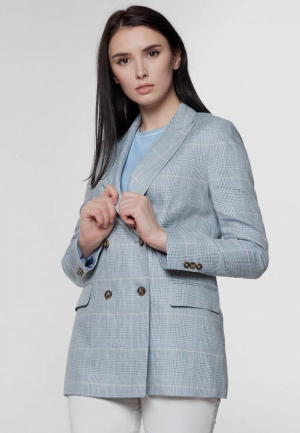 женский пиджак arber, серый