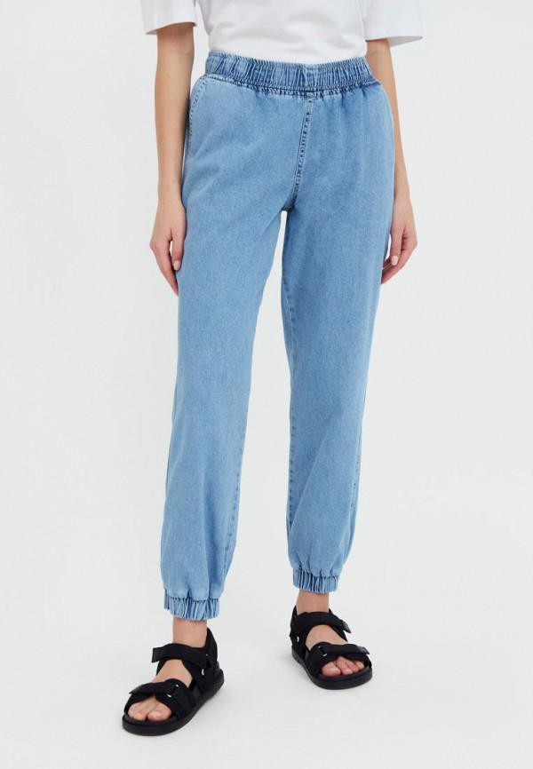 женские джинсы скинни finn flare, голубые