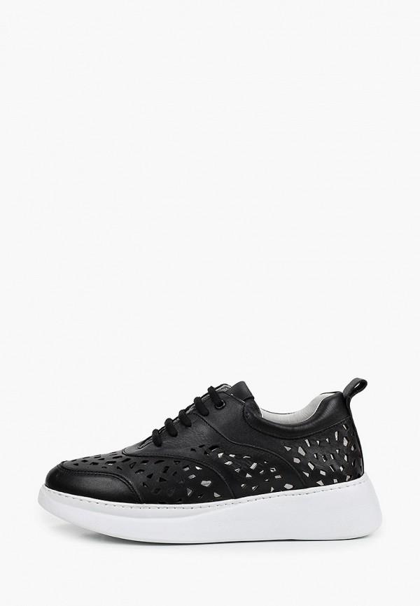 женские низкие кроссовки laremo, черные