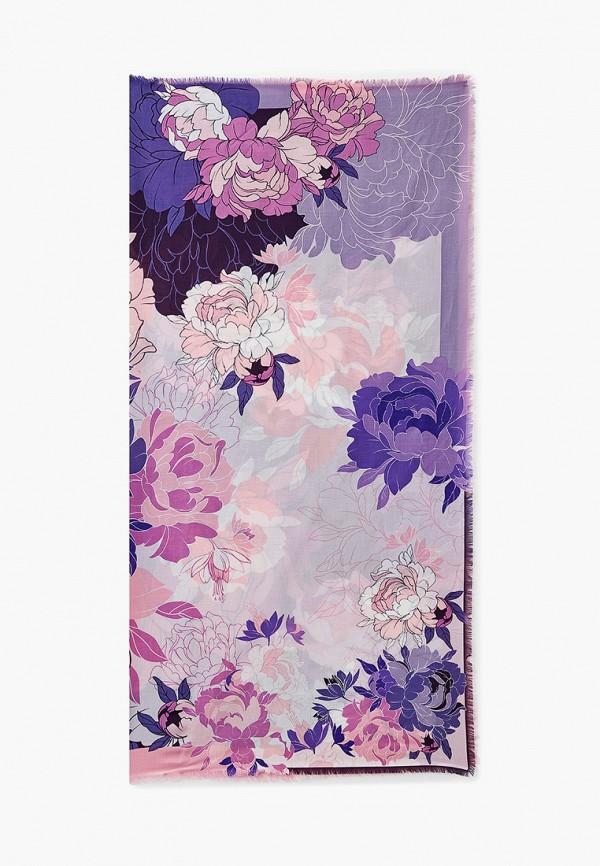 женский платок eleganzza, фиолетовый