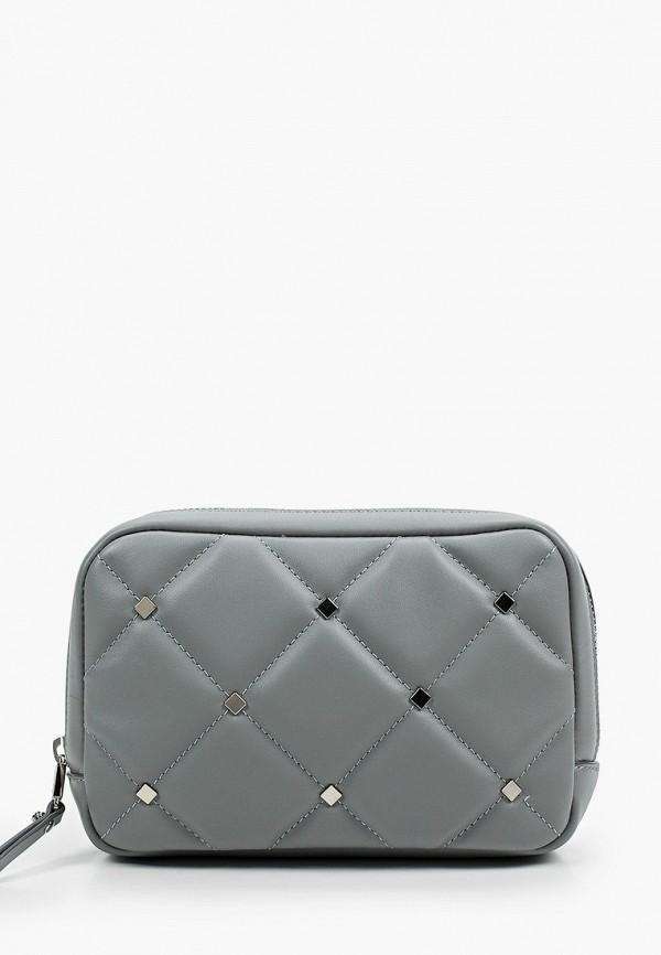 женская поясные сумка eleganzza, серая