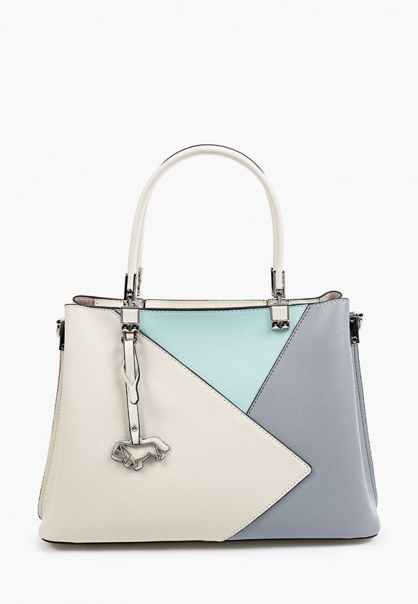 женская сумка с ручками labbra, разноцветная