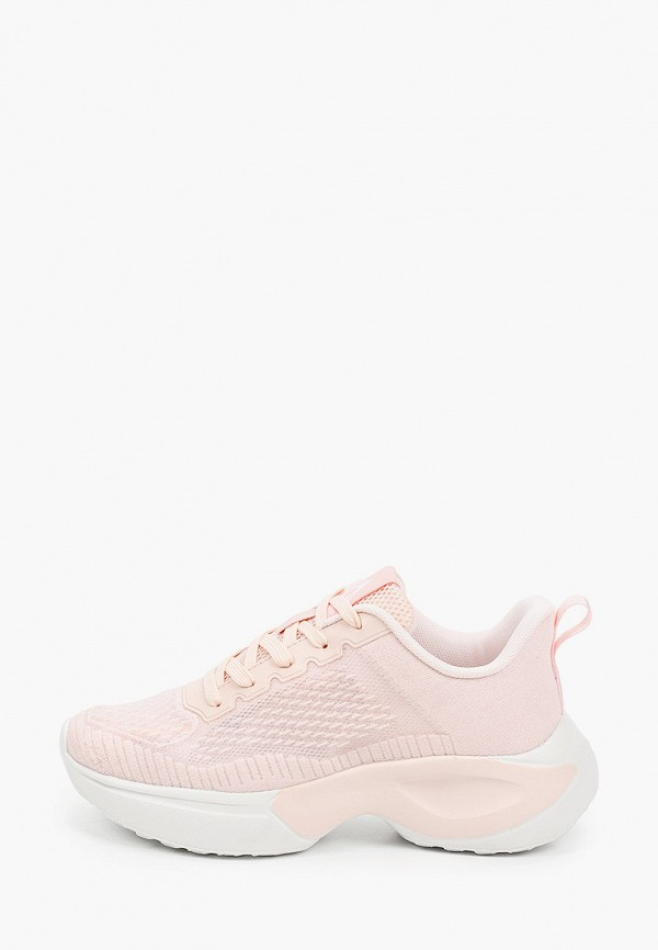женские низкие кроссовки x-plode, розовые