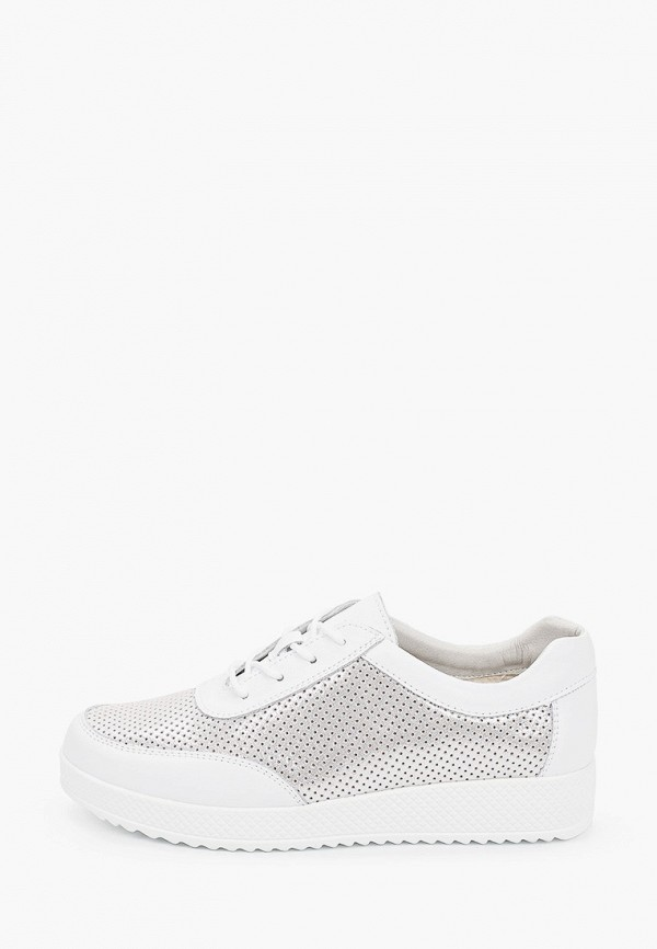 женские низкие кроссовки o-live naturalle, серебряные
