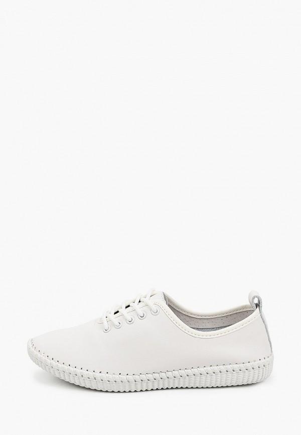 женские низкие ботинки o-live naturalle, белые