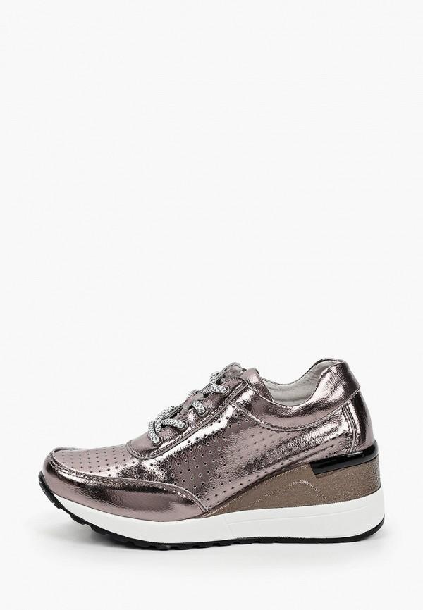женские низкие кроссовки x-plode, серебряные