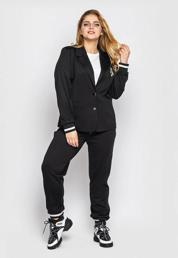 женский костюм vlavi, черный