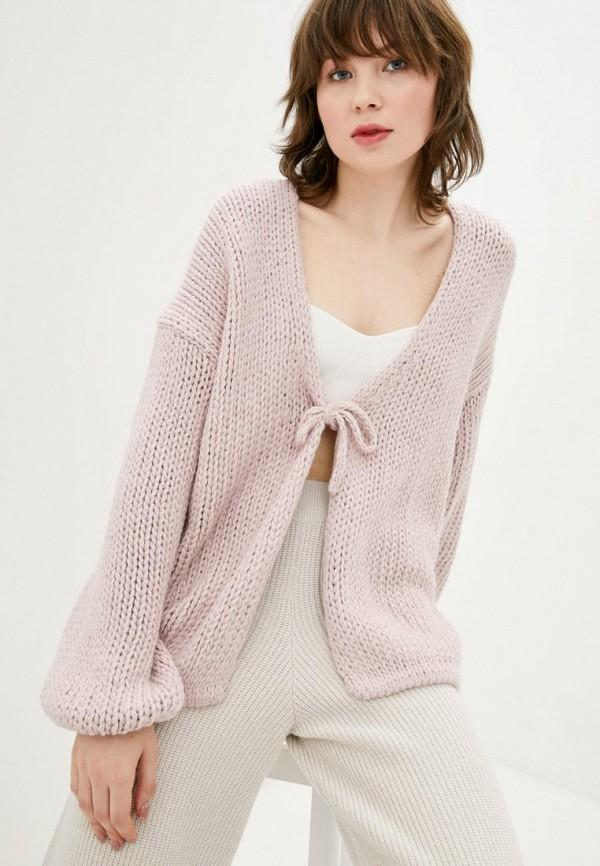 женский кардиган sewel, розовый