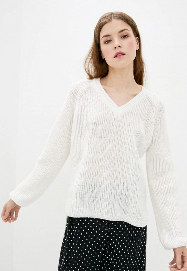 женский пуловер sewel, белый