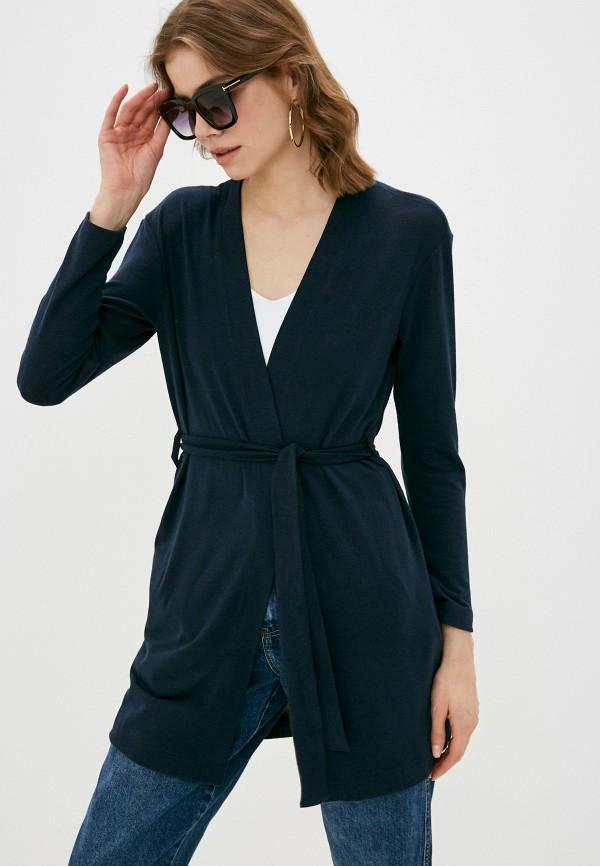 женский кардиган a-a awesome apparel by ksenia avakyan, синий