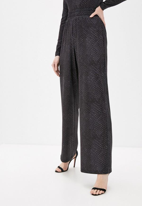 женские брюки клеш a-a awesome apparel by ksenia avakyan, черные