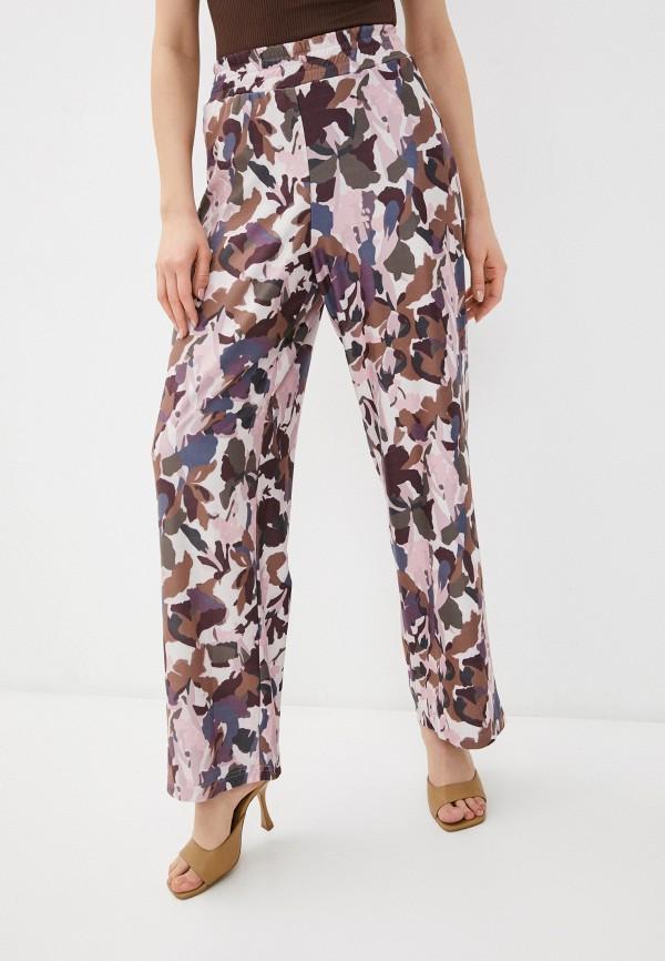 женские брюки клеш a-a awesome apparel by ksenia avakyan, разноцветные