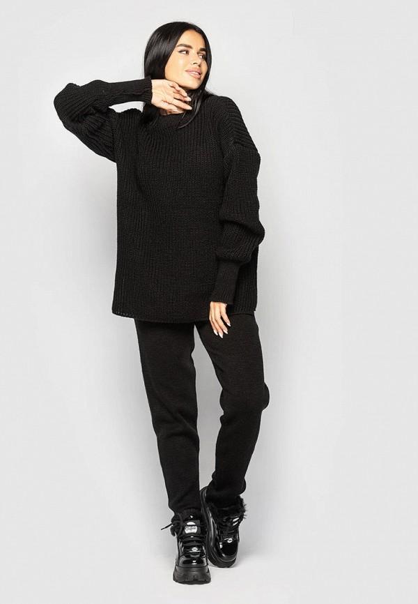 женский костюм larionoff, черный