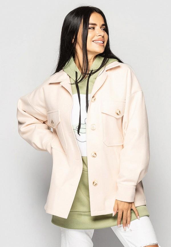 женское пальто larionoff, белое