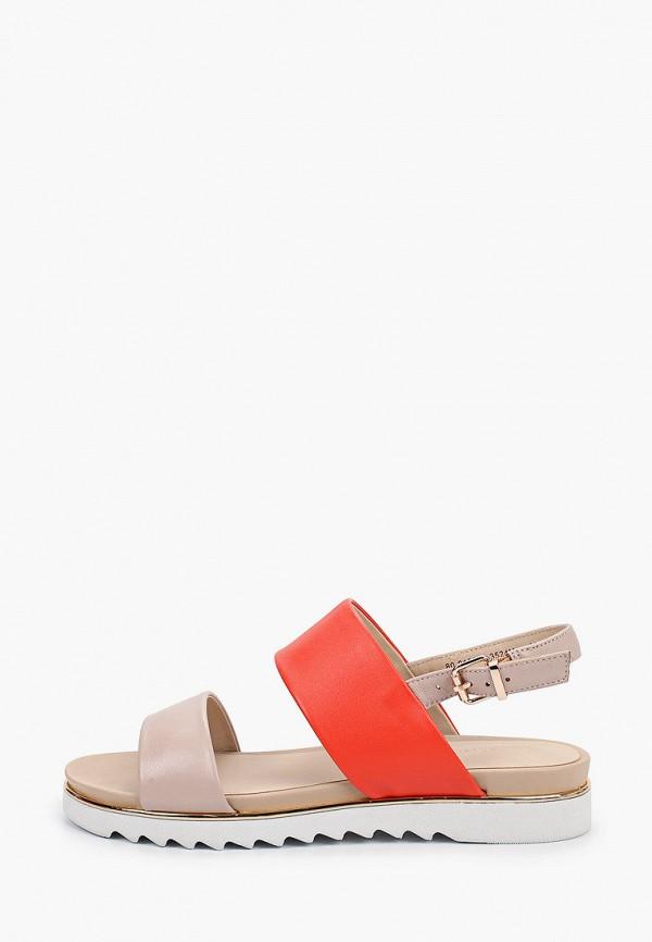 женские сандалии mascotte, разноцветные