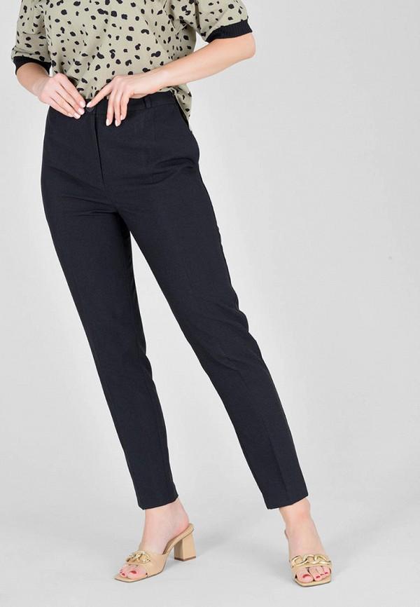 женские классические брюки eliseeva olesya, черные