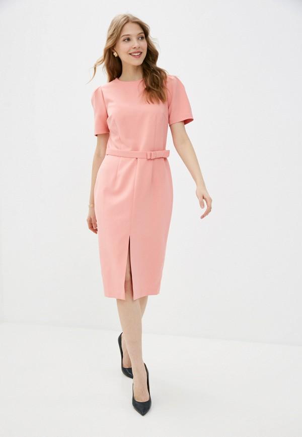 женское платье-футляр vittoria vicci