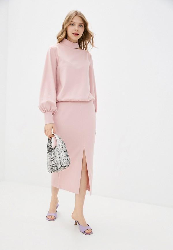 женский костюм vittoria vicci, розовый