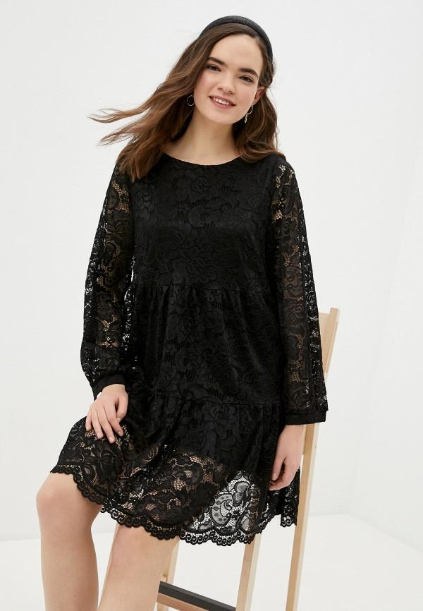 женское вечерние платье vittoria vicci, черное