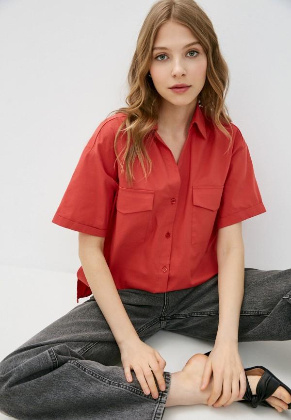 женская блузка с коротким рукавом vittoria vicci