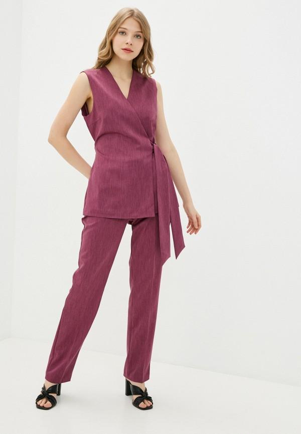 женский костюм vittoria vicci, фиолетовый