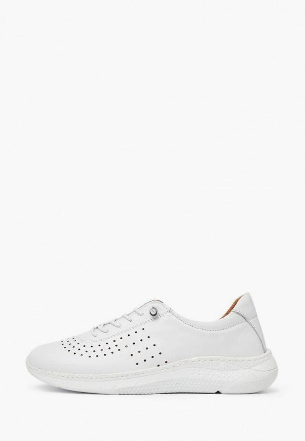 женские низкие кроссовки alessio nesca, белые