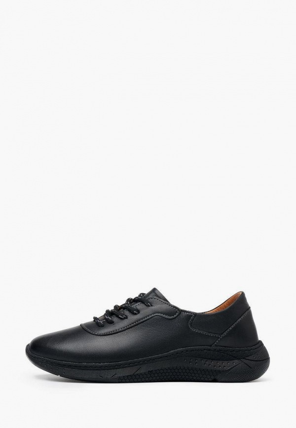 женские низкие кроссовки alessio nesca, черные