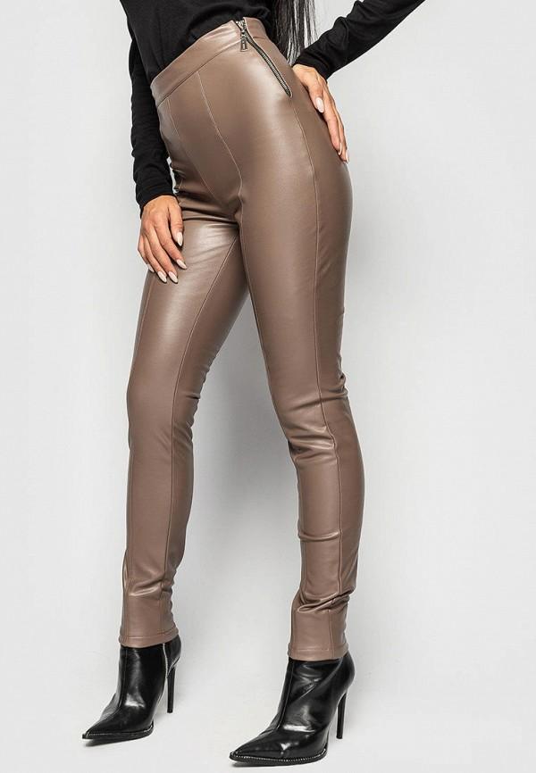 женские брюки larionoff, серые