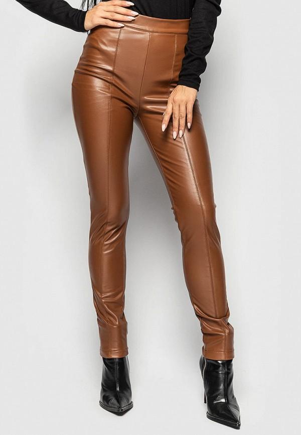 женские брюки larionoff, бежевые