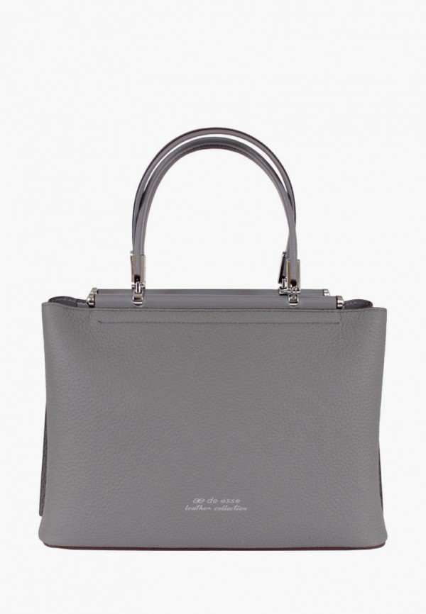женская сумка de esse, серая