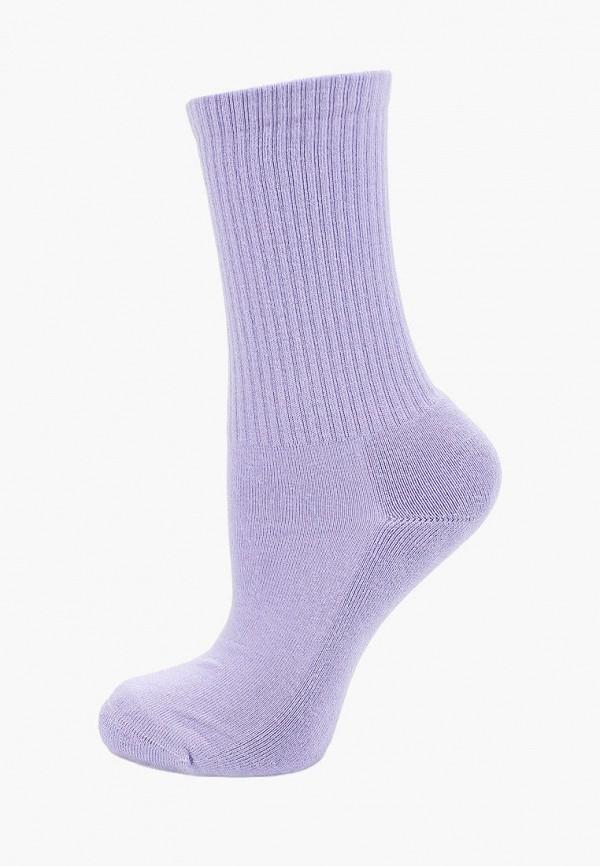 женские носки calzedonia, фиолетовые
