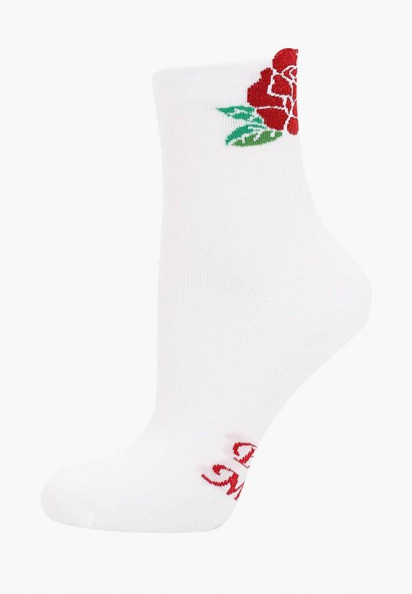 женские носки calzedonia, белые