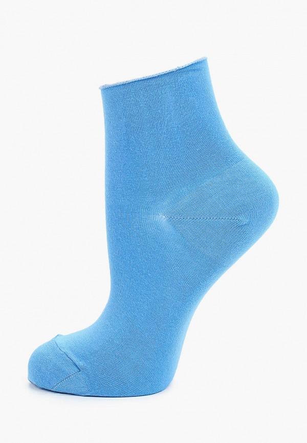 женские носки calzedonia, голубые