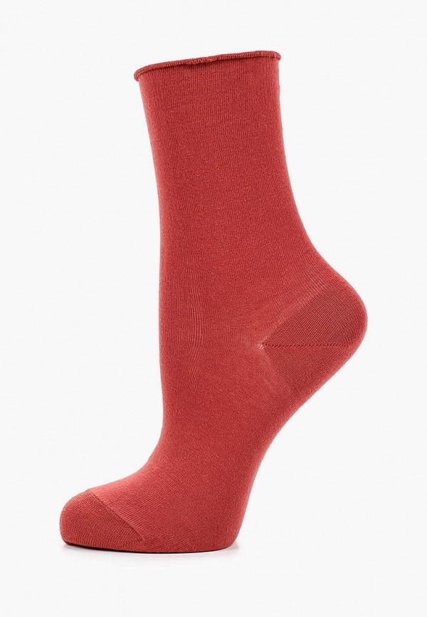 женские носки calzedonia, красные