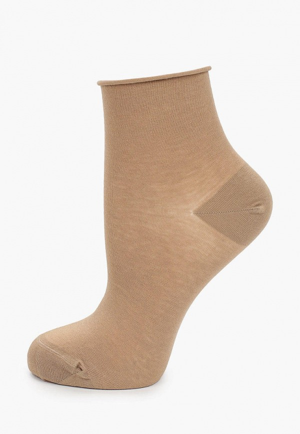 женские носки calzedonia, бежевые