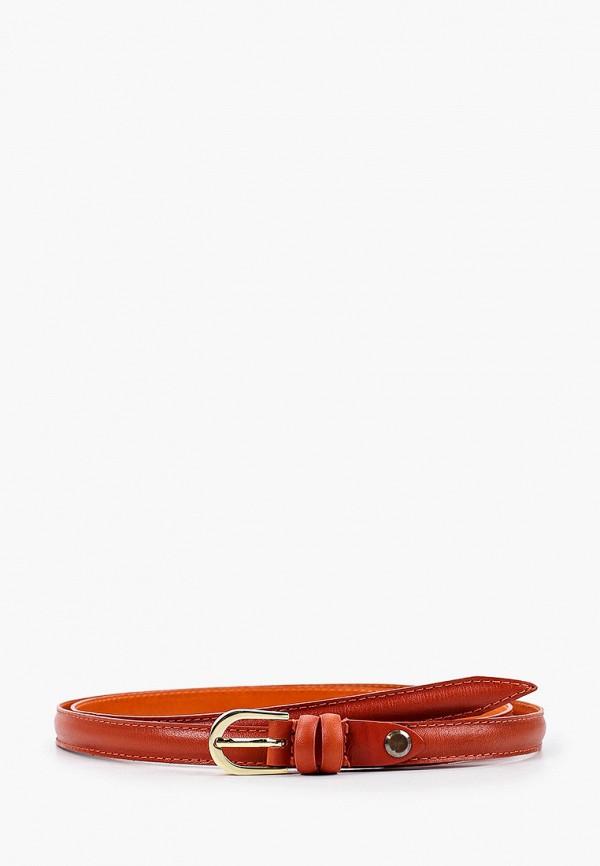женский ремень mayerbeltts, оранжевый